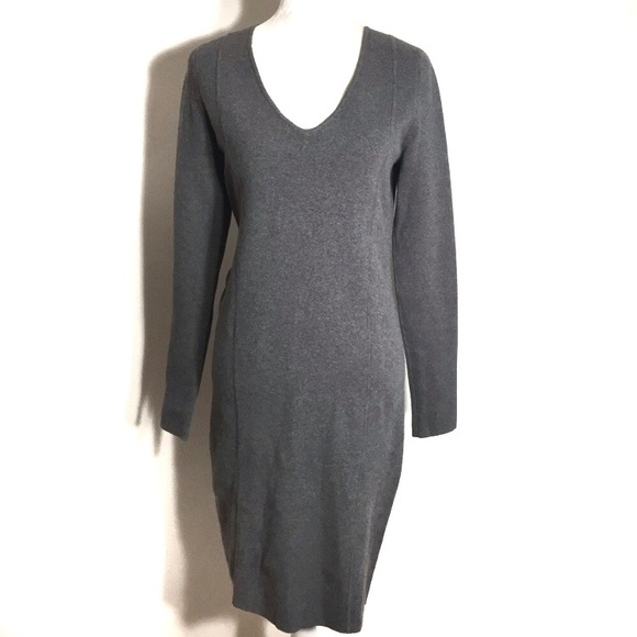 a445f2ce1cd Banana Republic Dresses   Skirts - Banana Republic • v neck long sleeve  sweater dress